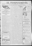 """El independiente (Las Vegas, N.M.), 02-29-1912 by La Cía. Publicista de """"El Independiente"""""""