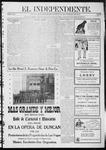 """El independiente (Las Vegas, N.M.), 02-22-1912 by La Cía. Publicista de """"El Independiente"""""""