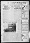 """El independiente (Las Vegas, N.M.), 02-15-1912 by La Cía. Publicista de """"El Independiente"""""""