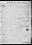 """El independiente (Las Vegas, N.M.), 01-25-1912 by La Cía. Publicista de """"El Independiente"""""""