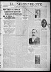 """El independiente (Las Vegas, N.M.), 01-18-1912 by La Cía. Publicista de """"El Independiente"""""""