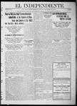"""El independiente (Las Vegas, N.M.), 01-11-1912 by La Cía. Publicista de """"El Independiente"""""""
