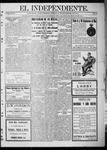 """El independiente (Las Vegas, N.M.), 12-21-1911 by La Cía. Publicista de """"El Independiente"""""""