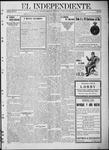 """El independiente (Las Vegas, N.M.), 12-14-1911 by La Cía. Publicista de """"El Independiente"""""""