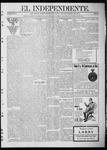"""El independiente (Las Vegas, N.M.), 12-07-1911 by La Cía. Publicista de """"El Independiente"""""""