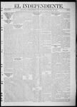 """El independiente (Las Vegas, N.M.), 11-30-1911 by La Cía. Publicista de """"El Independiente"""""""