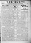"""El independiente (Las Vegas, N.M.), 11-23-1911 by La Cía. Publicista de """"El Independiente"""""""
