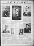 """El independiente (Las Vegas, N.M.), 11-02-1911 by La Cía. Publicista de """"El Independiente"""""""