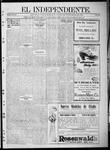 """El independiente (Las Vegas, N.M.), 09-21-1911 by La Cía. Publicista de """"El Independiente"""""""