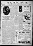 """El independiente (Las Vegas, N.M.), 09-14-1911 by La Cía. Publicista de """"El Independiente"""""""