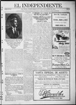 """El independiente (Las Vegas, N.M.), 08-31-1911 by La Cía. Publicista de """"El Independiente"""""""
