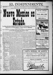 """El independiente (Las Vegas, N.M.), 08-24-1911 by La Cía. Publicista de """"El Independiente"""""""