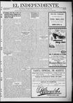 """El independiente (Las Vegas, N.M.), 08-17-1911 by La Cía. Publicista de """"El Independiente"""""""