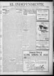 """El independiente (Las Vegas, N.M.), 08-10-1911 by La Cía. Publicista de """"El Independiente"""""""
