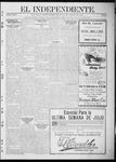 """El independiente (Las Vegas, N.M.), 08-03-1911 by La Cía. Publicista de """"El Independiente"""""""