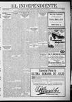 """El independiente (Las Vegas, N.M.), 07-27-1911 by La Cía. Publicista de """"El Independiente"""""""