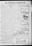 """El independiente (Las Vegas, N.M.), 07-20-1911 by La Cía. Publicista de """"El Independiente"""""""