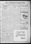 """El independiente (Las Vegas, N.M.), 07-13-1911 by La Cía. Publicista de """"El Independiente"""""""