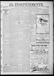"""El independiente (Las Vegas, N.M.), 06-29-1911 by La Cía. Publicista de """"El Independiente"""""""