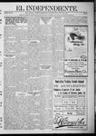 """El independiente (Las Vegas, N.M.), 06-22-1911 by La Cía. Publicista de """"El Independiente"""""""