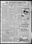 """El independiente (Las Vegas, N.M.), 06-15-1911 by La Cía. Publicista de """"El Independiente"""""""