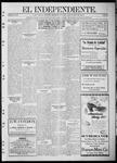 """El independiente (Las Vegas, N.M.), 06-01-1911 by La Cía. Publicista de """"El Independiente"""""""