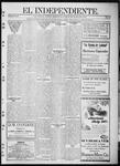 """El independiente (Las Vegas, N.M.), 05-25-1911 by La Cía. Publicista de """"El Independiente"""""""