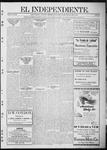 """El independiente (Las Vegas, N.M.), 05-18-1911 by La Cía. Publicista de """"El Independiente"""""""