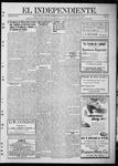 """El independiente (Las Vegas, N.M.), 05-11-1911 by La Cía. Publicista de """"El Independiente"""""""
