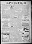 """El independiente (Las Vegas, N.M.), 04-27-1911 by La Cía. Publicista de """"El Independiente"""""""
