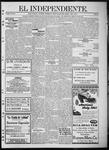 """El independiente (Las Vegas, N.M.), 04-20-1911 by La Cía. Publicista de """"El Independiente"""""""