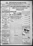"""El independiente (Las Vegas, N.M.), 04-13-1911 by La Cía. Publicista de """"El Independiente"""""""