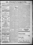 """El independiente (Las Vegas, N.M.), 04-06-1911 by La Cía. Publicista de """"El Independiente"""""""