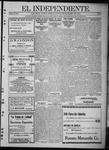 """El independiente (Las Vegas, N.M.), 03-30-1911 by La Cía. Publicista de """"El Independiente"""""""
