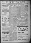 """El independiente (Las Vegas, N.M.), 03-16-1911 by La Cía. Publicista de """"El Independiente"""""""