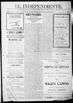 El independiente (Las Vegas, N.M.), 03-08-1900