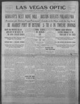Las Vegas Optic, 10-12-1914 by The Optic Publishing Co.
