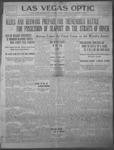 Las Vegas Optic, 10-13-1914 by The Optic Publishing Co.