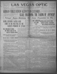 Las Vegas Optic, 10-14-1914 by The Optic Publishing Co.