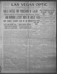 Las Vegas Optic, 10-17-1914 by The Optic Publishing Co.