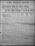 Las Vegas Optic, 10-22-1914 by The Optic Publishing Co.