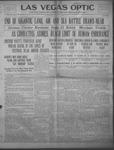 Las Vegas Optic, 10-23-1914 by The Optic Publishing Co.