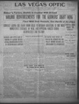 Las Vegas Optic, 10-24-1914 by The Optic Publishing Co.