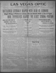 Las Vegas Optic, 10-26-1914 by The Optic Publishing Co.