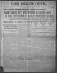 Las Vegas Optic, 10-29-1914 by The Optic Publishing Co.