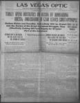 Las Vegas Optic, 10-30-1914 by The Optic Publishing Co.