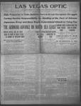 Las Vegas Optic, 10-31-1914 by The Optic Publishing Co.