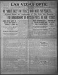 Las Vegas Optic, 11-02-1914 by The Optic Publishing Co.