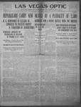 Las Vegas Optic, 11-04-1914 by The Optic Publishing Co.