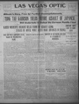 Las Vegas Optic, 11-07-1914 by The Optic Publishing Co.